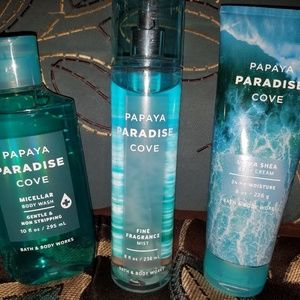BBW Papaya Paradise Cove